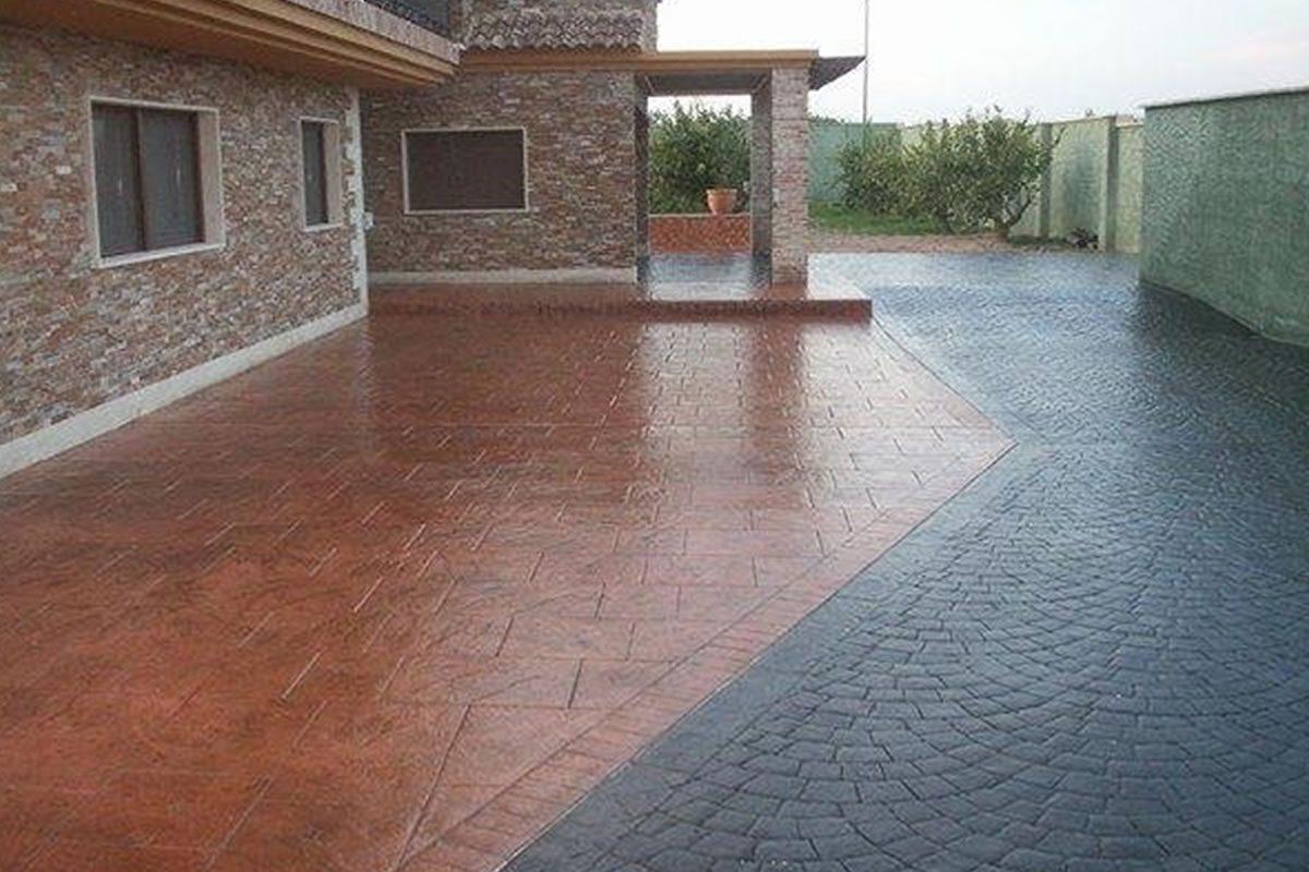 De ce sa folosim beton amprentat?