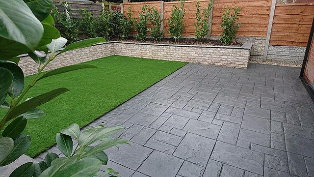 Motive sa alegeti podea din beton amprentat pentru casa