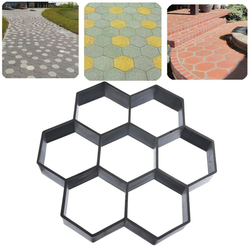 Matrita pentru beton amprentat